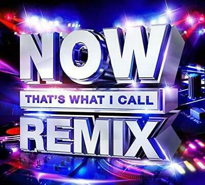 NOW THAT'S WHAT I CALL REMIX - V/A 2CDs (NEW/SEALED) Bruno Mars Katy Perry Zayn