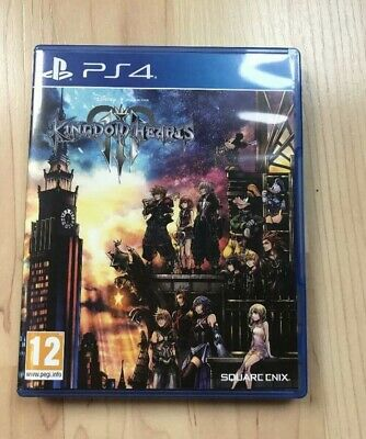 Kingdom Hearts 3 III - PS4 Playstation 4 Spiel