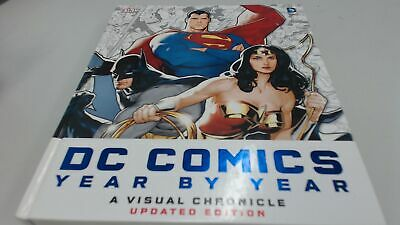 DC Comics Year By Year - A Visual Chronicle, Anonymous, Dorling K