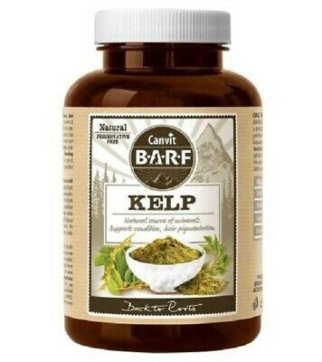 Genuine Canvit Barf Kelp Natural Vitamins Minerals For Dogs Up to 4 mths supply