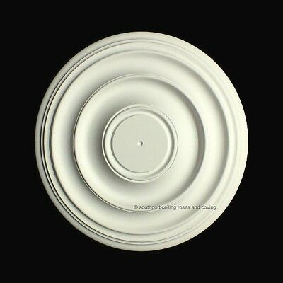 40cm Diameter, Lightweight Ceiling Rose (made of strong resin not polystyrene)