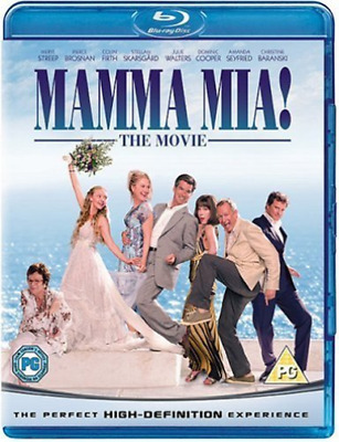 Heather Emmanuel, Nancy Bal...-Mamma Mia! (UK IMPORT) Blu-ray NEW