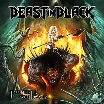 Beast In Black-From Hell With Love (Uk Import) Cd New
