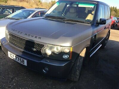 """2006 Wrapped Range Rover Vogue 3.6 Tdv8 - 22"""" Alloys, Nav, Leather, Tinted Glass"""
