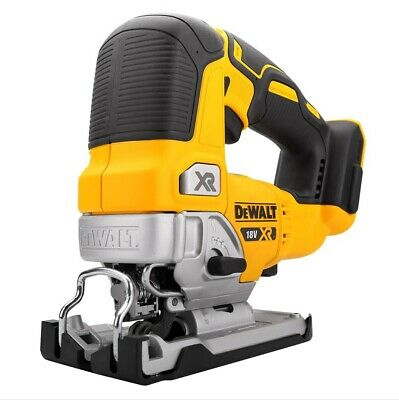 DEWALT DCS334N 18v Li-ion XR Cordless Brushless Jigsaw - Body