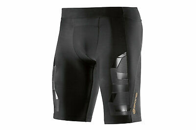 Skins A200 Half Tights Compression Shorts Laufhose Fitness Laufshorts Sportshort Activewear Bottoms