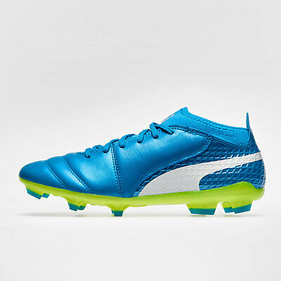98d02bfe420b MENS PUMA ONE 17.2 FG Football Boots Sports Studs Trainers Shoes ...