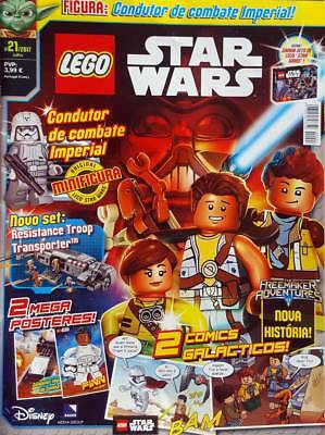 Lego Star Wars The People Magazine 290 Picclick Uk