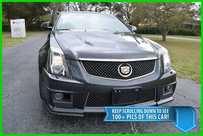 2014 Cadillac CTS V WAGON - MANUAL - RECARO SEATS - RARE - BEST DEAL ON EBAY CTS-V sport mercedes benz e63 amg dodge challenger srt hellcat demon coupe