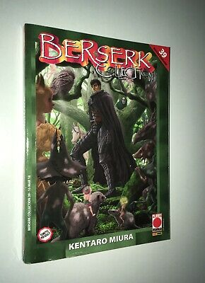 BERSERK COLLECTION 39 PLANET MANGA 1ª EDIZIONE (no serie nera)