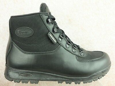 d7bb36aa40e21 VASQUE SKYWALK BLACK Leather Waterproof Hiking Trail Ankle Boots ...
