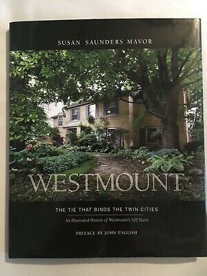 Westmount Berlin-Kitchener Waterloo Ontario History Talmon Reider Illustrated