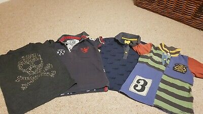 4 Year boys Bundle Joules, Next And Tu