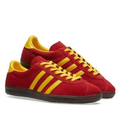 separation shoes 70fad 83bb7 Adidas Originals Spiritus SPZL Spezial UK 9 Gazelle Hamburg City Gary  Aspden OG