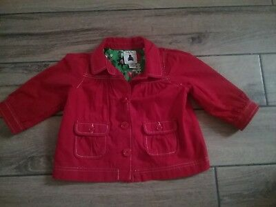 Girls jacket 18-24 months Baby Gap