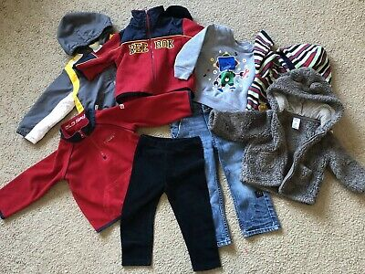 Baby boy clothes lot Size 6-24 Month