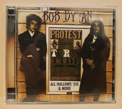 BOB DYLAN 2 CDs ALL HALLOWS EVE & MORE Live NY Philharmonic 10-31-64 + 5/62 WBAI