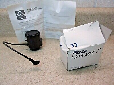 Pelco 13Vd2.5-6 Varifocal Length Lenses, #215205J Nib