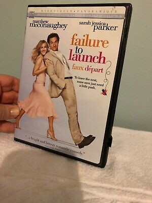 DVD Failure To Launch..Funny!!