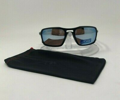 70d1c4f0f0 OAKLEY TRIGGERMAN OO9266-06 Polished Black Prizm Warm Gray ...