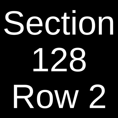 2 Tickets Atlanta Braves @ Minnesota Twins 8/6/19 Target Field Minneapolis, MN