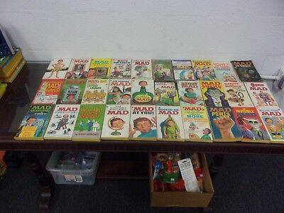 23 to Choose Your Own MAD Magazine Paperback Book Alfred E. Neuman