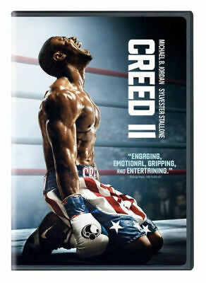 Creed II  (DVD 2018) (DVD 2019) BRAND NEW USA SELLER