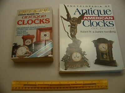 Book 701 – Lot of 2 clock books