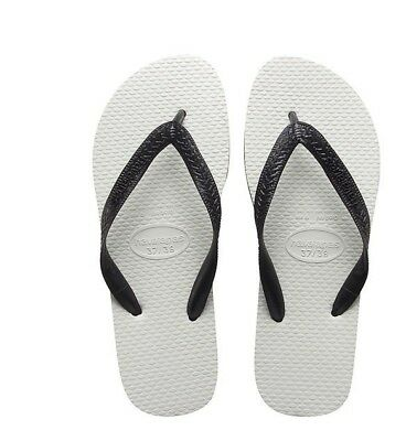 c8ee4cd0bb3a New Adult Mens Unisex Genuine Havaianas Tradicional Preto Thongs Flip Flops