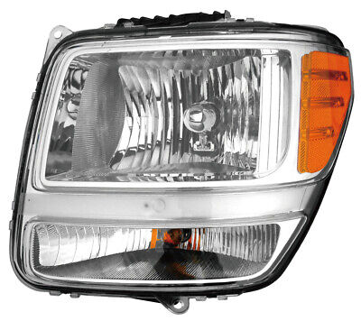 2007-2009 Dodge Nitro Driver Left Side Front Headlight Lamp