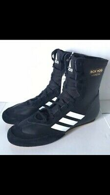 Adidas Box Hog X Special Boxing Boots Size 8 Brand New Boxed