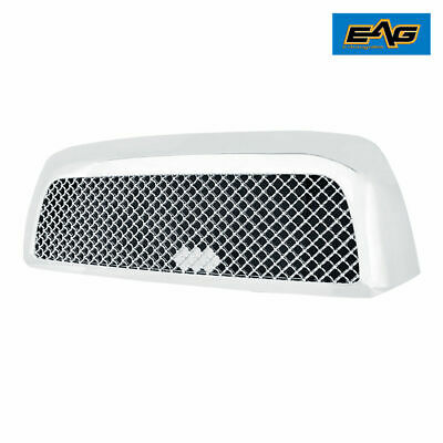 07-09 Toyota Tundra Mesh Grille Grill Replacement W/Shell ABS Chrome