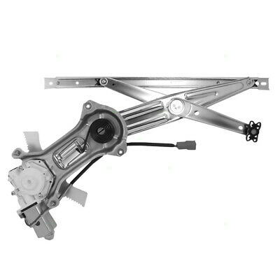 94-04 Ford Mustang Passengers Front Power Window Lift Regulator & Motor Assembly