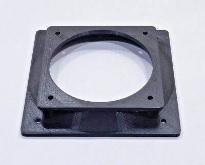92mm to 120mm Square Fan or Radiator Adapter Converter mounting Mod Custom PC