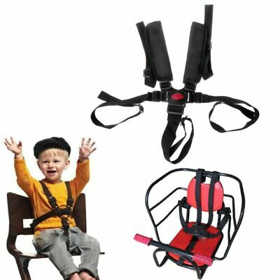 5 Point Harness Baby Safety Seat Belts for Stroller High Chair Baby Kids Protect