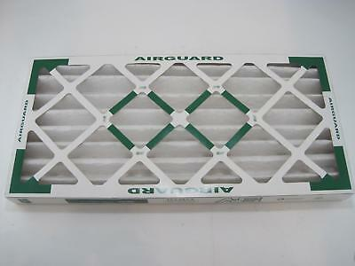 New Case of 12 AIRGUARD MX40-STD2-210 Extended Surface Air Filter AC Furnace