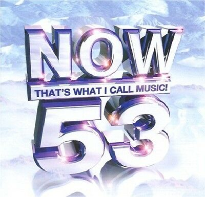 Various  Now That's What I Call Music 53 cd compilation Near Mint condition
