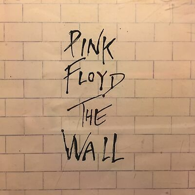 Pink Floyd - The Wall [no rear cover] 2 CD set