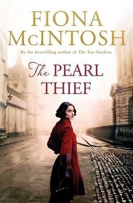 NEW The Pearl Thief By Fiona McIntosh