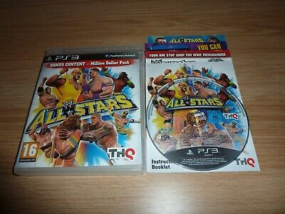 6998b96eb468 WWE ALL STARS Playstation 3 Ps3 Game - EUR 1