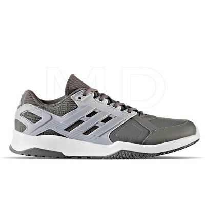 the latest 213df 09eaf Scarpe Adidas Duramo 8 Trainer M BB3220 Nero Grigio Sneakers Sportiva  Running Nu