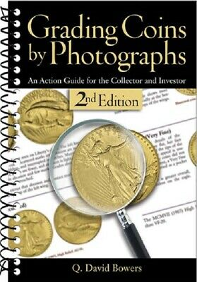 Grading Coins by Photographs An Action Guide For The Collector And Investor NEW