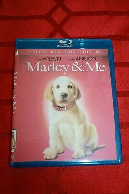 Marley And Me(Dvd) - New - Open Package - New Bluray Case-Slipcover!! Read!