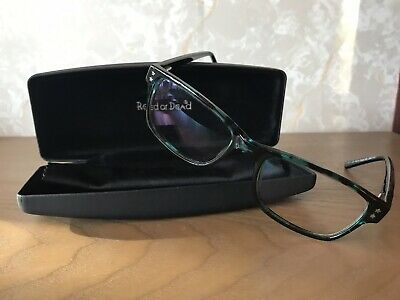 8ad6507112 RED OR DEAD glasses frames. With case. - £4.99