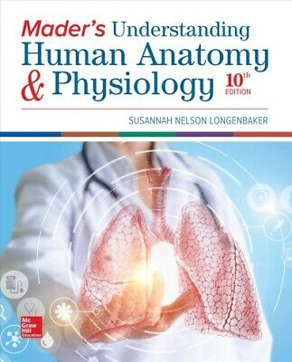 Mader's Understanding Human Anatomy & Physiology, Paperback by Longenbaker, S...