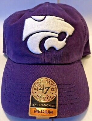 the latest 5979f 62661 47 Franchise - Medium Fitted Hat - Kansas State Wildcats - NEW!