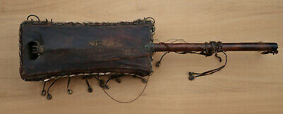 Musical instrument antique tribal African Africa Sudanese Sudan 1900