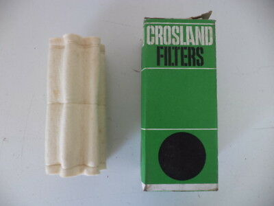 Crosland 177 Nos Oil Filter Element,fits 1947-1956 Ferguson Te20 Series Tractors