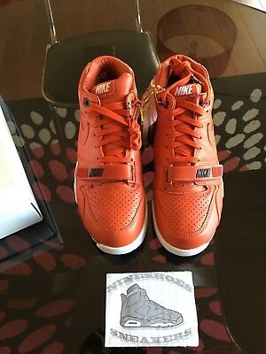 great fit 289d8 5f995 Nike Air Trainer 1 Mid Sp X Fragment Sz 9Us Ds Og Box 806942-881