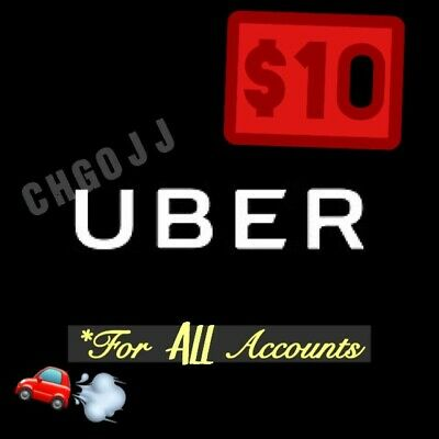 $10 In Uber Codes (2 x $5 Off a Ride) Good For ALL Riders!!!